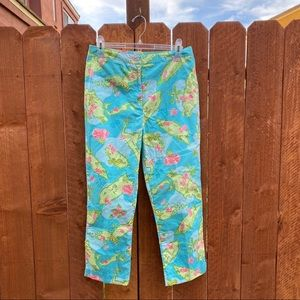 Lilly Pulitzer Island Hopping Pants